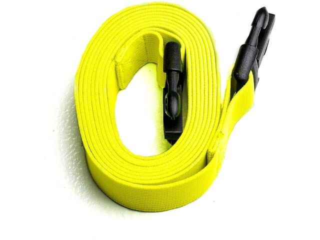 Swimrunners Guidance Trækbælte 2 meter, neon yellow